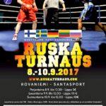 Ruska turnyro plakatas
